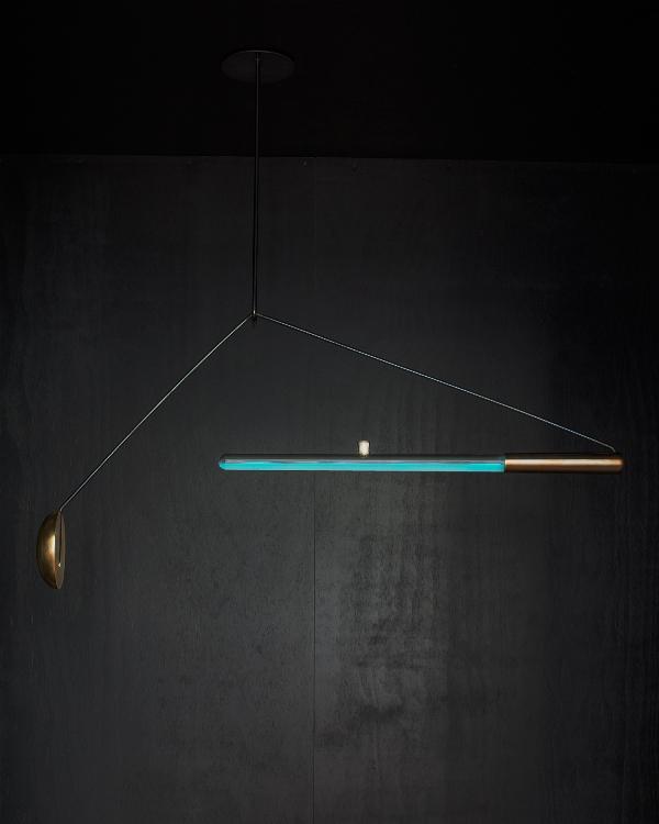 Ambio: Lámpara bioluminiscente - Teresa van Dongen